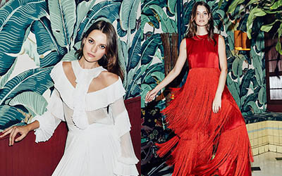 Женская одежда SemSem весна-лето 2019