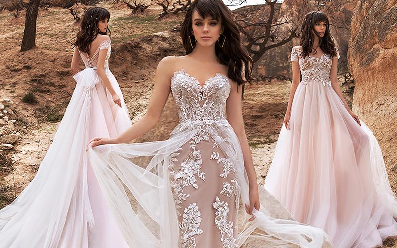 Самые изящные свадебные платья из коллекции Katherine Joyce 2020