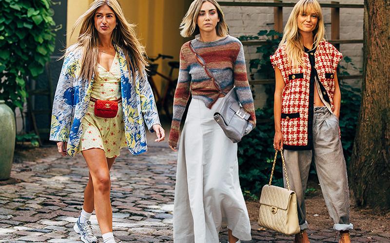 Street style на Неделе моды в Копенгагене весна-лето 2020