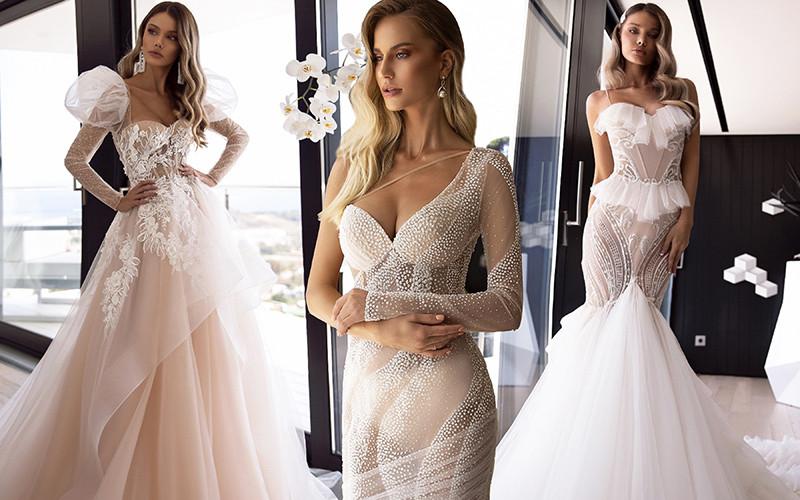 20 шикарных свадебных платьев из коллекции Tina Valerdi 2020