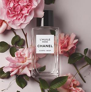 Новые масла для тела Chanel