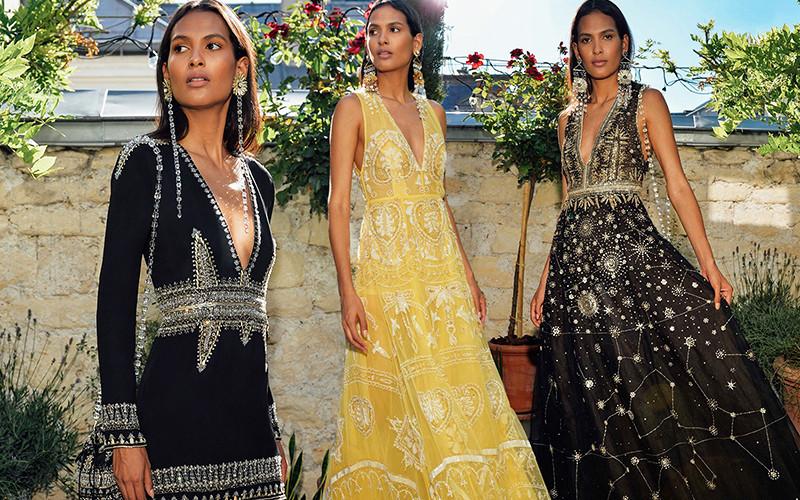 15 роскошных вечерних платьев из коллекции Cucculelli Shaheen Resort 2020