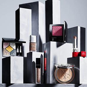Осенняя коллекция макияжа Dior Power Look 2019
