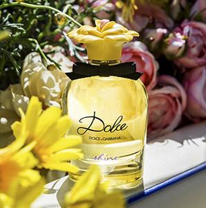 Аромат Dolce Shine от модного дома Dolce & Gabbana
