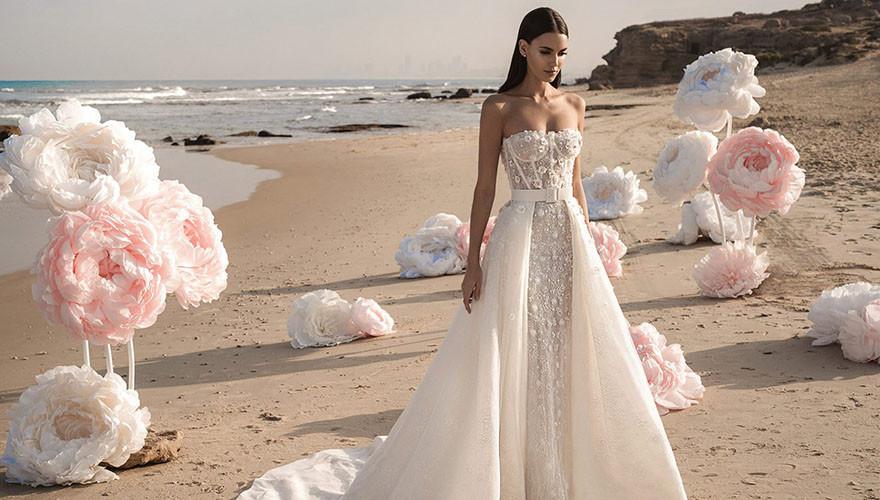 Свадебные платья Lee Petra Grebenau 2019