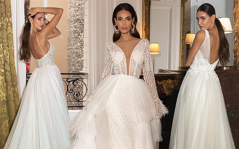 Коллекция свадебных платьев Luce Sposa 2020