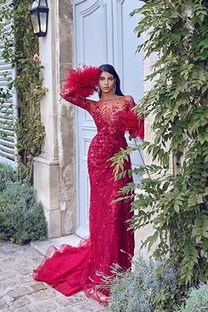 Sofia Symonds для журнала Harper's Bazaar Serbia